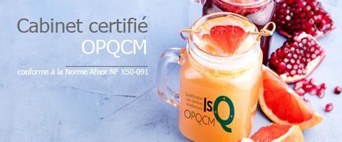 Qualification ISQ-OPQCM